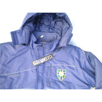Camperon Invierno Club San Fernando Kappa Original Talle Xl