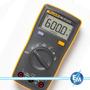 Multímetro Digital Compacto Fluke-106 Esp