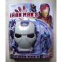 Iron Man - Pack Mascara + Muñeco Articulado - 2 Modelos.