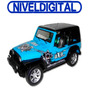 Jeep Radio Control Abre Puertas Coleadas Veloz Luces Video