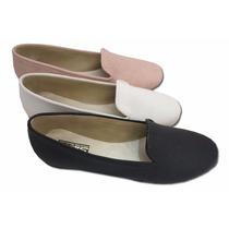 Zapatos Nuevos De Mujer Mocasines Chatitas Crocco Verano 19