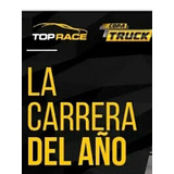 Entradas Carrera Top Race Copa Truck