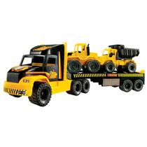 Camion Duravit Constructor Nº3 Juguete Cod. 218