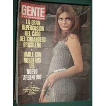 Revista Gente 156 Ze Arigo Tango Goyeneche Martin Fierro