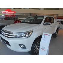 Nueva Toyota Hilux 4x4 Cd Srx 2.8 Mt - Asahi Motors
