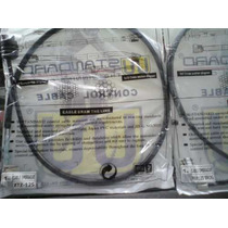 Cable De Embrague Marca Standard Yamaha Ybr 125 - Sti Motos