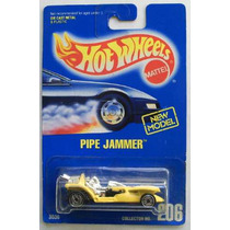 Hot Wheels Raro Engendro Pipe Jammer Año 1993#206 Vikingo45