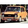 Fiat 128 Burlete De Parabrisas