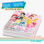 Princesas Disney - Topper Princesas Disney Para Imprimir