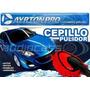 Cepillo Lustrador Para Limpiar Auto Moto Ayrton Pro Kl2303