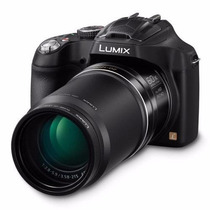 Panasonic Fz70 - 16.1mp Zoom 60x Lcd 3 Full Hd Oferta!!