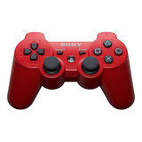 Joystick Sony Dualshock 3 Red
