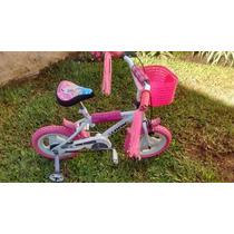 Bicicleta Rodado 12 P/ Nena !! De Princesa !!, Muy Lindas!