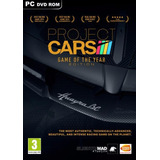 Project Cars Game Of The Year Edition (pc) (fisico)