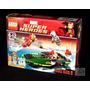 Lego 76006 Super Heroes Iron Man Extremis Sea Port Battle
