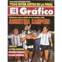 El Gráfico 3505 - Argentina Campeon Sudamericano Juvenil