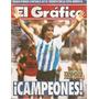 El Gráfico 3848 I- Argentina Campeon America/ Pete Sampras