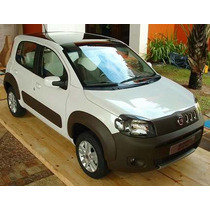 Fiat Uno Attractive.anticipo $16400 Financia Sin Interés