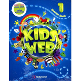 Kid´s Web 1 - Coursebook With Cd + Comic Book - Richmond