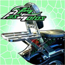 Portaequipaje P/motomel Rider 250 Mondial Hd250/254 En Fas.