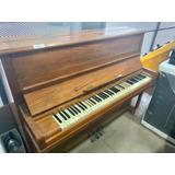 Piano Hausner 88 Teclas Caoba Oportunidad Para Restaurar