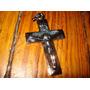Cruz Metalica Grande De 6cm Por 3,5cm A $ 35