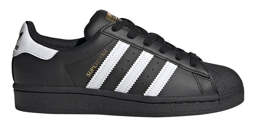 Zapatillas adidas Originals Moda Superstar J Ng/bl