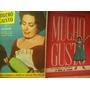 Antiguas Revistas Mucho Gusto. Notas, Recetas, Propagandas
