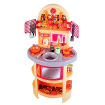 Cocina De Juguete Mi Primer Cocina Kick Toys C/ Accesorios
