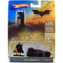 Hot Wheels Batman Begins La Pelicula Figura Y Batmobile !!!