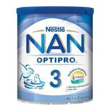Leche De Fórmula En Polvo Nestlé Nan Optipro 3 En Lata De 800g