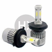 Kit Led Cree H4 6ta Generacion Cooler 16000 Lm + 2led Gratis