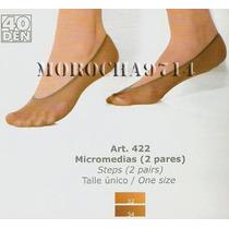 Cocot 2 Pares Micromedias Lycra 40 Den Art 422