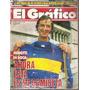 El Gráfico 3508 G-ray Leonard/ Vidalle/ Maradona-beto Alonso
