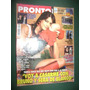 Revista Pronto 566 Pamela David Romina Yan Muere Cacho Tirao