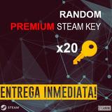 Random Premium Steam Key Global 20 Keys