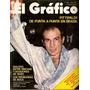 El Gráfico 2784 D-mexico 2 Argentina 0/ Monzon/ Nene Guidi