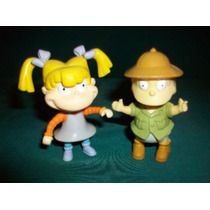 Rugrats Coleccion Burger King Angelica Y Tommy Personaje