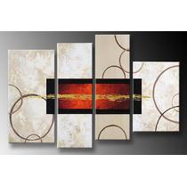 Cuadros Modernos Abstractos Tripticos Dipticos Texturados