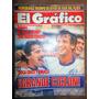 Antigua Revista El Grafico - N°3515 - Feb 1987 - San Lorenzo