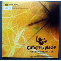 Catupecu Machu - Magia Veneno - Cd Promo Cd Promo
