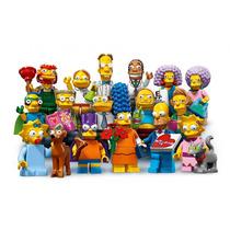Lego Los Simpson Coleccion Completa 16 Minifigs Serie 2