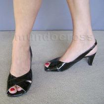 Alta, Pie Grande? Los Zapatos Boca De Pez Más Bellos D Sitio