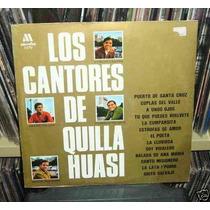 Los Cantores De Quilla Huasi Grito Salvaje Vinilo Argentino