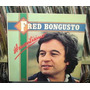Fred Bongusto Amantisimo Cabaret 1980 Vinilo Argentino