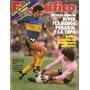 El Gráfico 3287 B-argentina 3 Alemania Federal 2-copa Davis