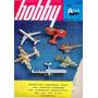 5 Revistas Hobby Antiguas Años1971 /1972 El Precio Es Total