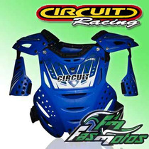 Pechera Circuit T-rex Opaca Adulto Motocross Enduro Fasmotos