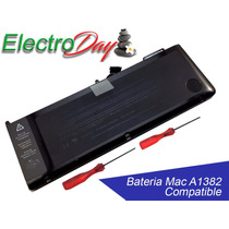 Bateria Apple Macbook Pro A1382 15  Core I7 Early Late 2011
