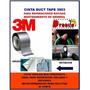 Cinta Duct Tape 3m Mod 3903 Blanca Silo Bolsa Agro